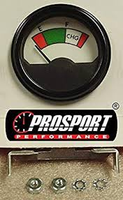 Prosport 48 Volt Golf Cart Battery Meter-state of ... - Amazon.com