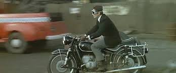 「オートバイ 映画 アランドロン」の画像検索結果