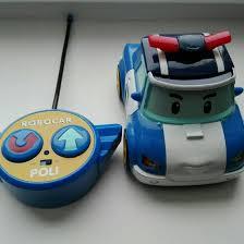 <b>Радиоуправляемая машина</b> POLI <b>ROBOCAR</b> – купить в Москве ...