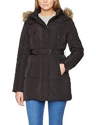 Pepe Jeans BETTIES PL401250 Impermeable Donna Nero (Black ...