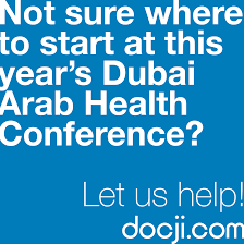 docji com linkedin last year arab health had over a 110 000 attendants and it is said that they would have a lot more this weekend are you ready