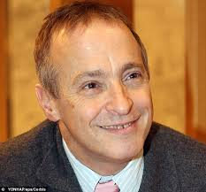 Candid: David Sedaris, pictured here in Seoul in 2012, reveals that he didn't know Tiffany very well and was shocked by some of the things they found at her ... - article-2470218-1349AA37000005DC-374_634x591