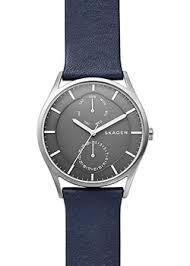 Наручные <b>часы Skagen</b> с синим браслетом. Оригиналы ...