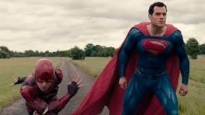 Race. Flash vs Superman | Justice League - YouTube