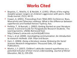 Literature review format apa style   Experience Best Custom     literature review format apa style jpg