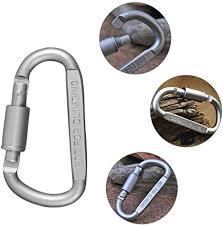 Hengbaixin D-Shaped Hanging Aluminum Alloy ... - Amazon.com