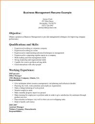 8 business resume examples worker resume business resume examples business management resume template jnnornbj jpg