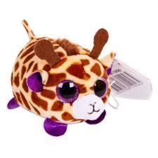 <b>Мягкая игрушка</b> ABtoysM <b>Жираф коричневый</b> 10 см M1006 в ...