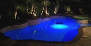 pool landscaping beautiful home backyard beautiful lighting pool
