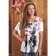 Glory Run <b>Top</b> -For Horse Lovers and a <b>Western</b> Lifestyle