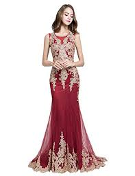 Sarahbridal Women's <b>Crystal Beaded</b> Prom Dresses Long <b>Formal</b>