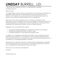best attorney cover letter examples livecareer livecareer law firm cover letter