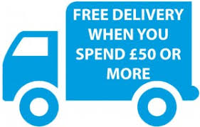 Image result for spend £50 and get free delivery