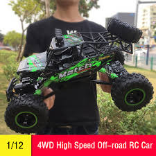 <b>RC Car 1/12</b> 4WD <b>Remote</b> Control High Speed Vehicle 2.4Ghz ...