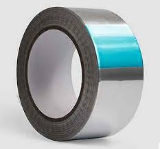 <b>New 1pc Aluminum</b> foil tape <b>Anti</b> radiation shielding insulating tape ...