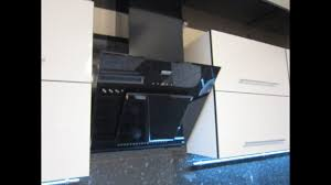Установка (монтаж) наклонной <b>вытяжки</b> KRONA на кухне ...
