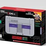 A SNES-styled 3DS XL is Coming to the US