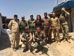 American Graduate School  AGS  in Paris  France   International      Sivan Ghasem  Class of      went to Iraqi Kurdistan this past July to conduct field research for her Master     s thesis in International Relations and