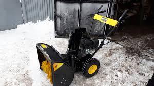 Обзор от покупателя на <b>Снегоуборщик</b> бензиновый <b>Huter SGC</b> ...