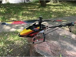 Большой <b>радиоуправляемый вертолёт WLtoys</b> V913 с ...