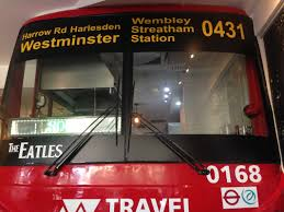 eatlemania tickled thinker you will automatically feel the beatles vibes from the london bus that serves as the resto s kitchen you might remember the song ticket to ride