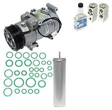 Universal <b>Air Conditioner</b> KT <b>1347</b> A/C Compressor and Component ...