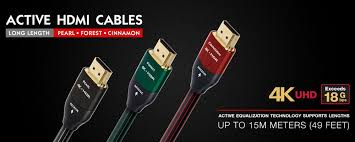 Купить AudioQuest HDMI Forest Active (10-15m) в Спб - HDMI <b>кабели</b>