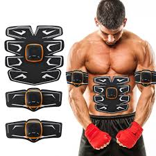 <b>Vibration Abdominal Muscle Trainer</b> Body Slimming Machine Fat ...