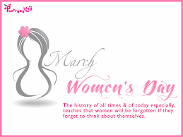 Happy Women's Day Wishes and Greetings Quote Picture 8 March Photo ...