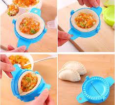 <b>Kitchen Dumpling Tools Dumpling</b> Maker Device DIY <b>Jiaozi</b> Mold ...