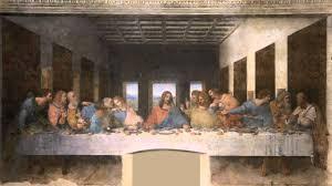 "Леонардо да Винчи, ""<b>Тайная вечеря</b>"" - YouTube"