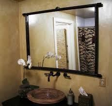 mirror bathroom large design