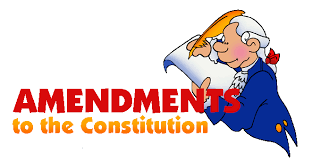 Image result for constitutional amendments
