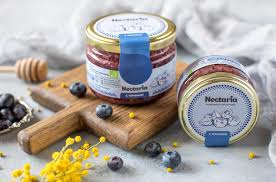 <b>Крем</b>-<b>мед Nectaria с черникой</b>