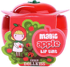 <b>Urban</b> Dollkiss <b>Тинт для губ</b> яблоко Apple Magic Lip Tint, 6 гр ...