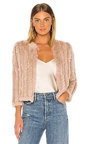 <b>Fur Jackets</b> & Coats | Women's <b>Rabbit</b> Fur - REVOLVE