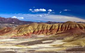 john day fossil beds national monument painted hills widescreen x 1200