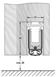 Купить <b>уплотнитель</b> для дверей