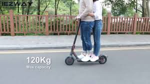 <b>2020 iEZway</b> Electric Scooter - YouTube