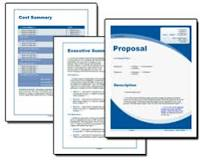 Proposal Pack for Government Grants - Software and Samples