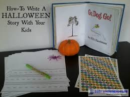 creative prompts suzy homeschooler how to write a halloween story your kids 1