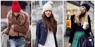 11 самых стильных <b>шапок</b> этой осени