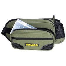 "<b>Сумка рыболовная поясная</b> Salmo ""59"", цвет: зеленый, черный ..."
