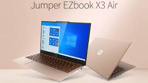 <b>Jumper EZbook X3 Air</b>, new ultrabook with Intel Celeron N4100 and ...