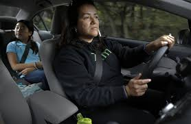 foster city s zuora helps companies run subscription businesses zum driver marcia bravo drives seventh grade student ellie chang to her san mateo home after