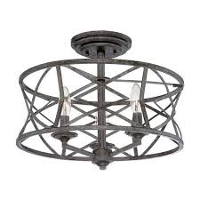 shop millennium lighting 2173 lakewood semi flush ceiling light at atg stores browse our semi ceiling lighting fixtures home office browse