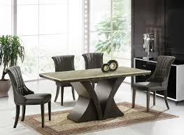 Round Marble Kitchen Table Sets Dining Table With Marble Top Dining Table Marble And Chairs For