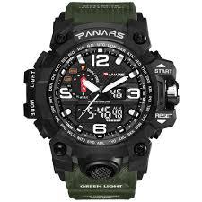 <b>PANARS</b> 8202 Outdoor Sports Digital Watch for Man Sale, Price ...