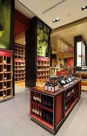 best images about magasins de vins wine stores el mundo del vino wine store by droguett a santiago retail design