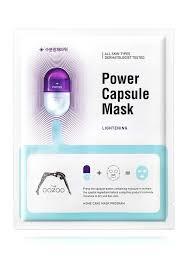 Forever 21 <b>THE OOZOO Power</b> Capsule Mask Recovery | Korean ...